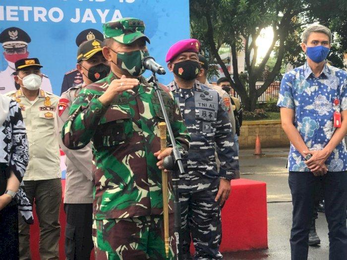 Pangdam Jaya ke Polres Depok: Jadi Pimpinan Berani Ambil Keputusan!