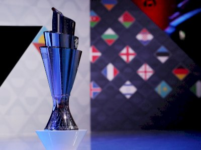 Hasil Pengundian Final Nations League 2020/2021, Italia Jadi Tuan Rumah