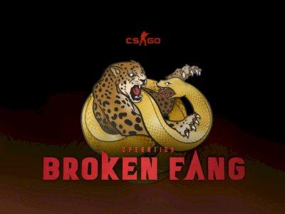 Akhiri Tahun 2020, CS:GO Hadirkan Operation Broken Fang dengan Fitur, Mode, dan Skin Baru!