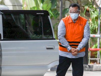 Dikonfrontasi, Edhy Prabowo Akui Soal Barang Mewah yang Dibeli di Amerika