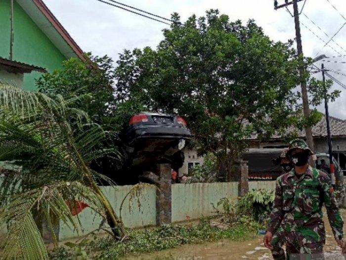 Mebidang Jadi Wilayah yang Terdampak Banjir Paling Parah di Sumut