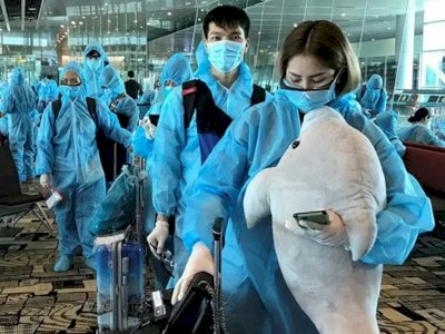 Vietnam Setujui Pebisnis dari Korea Selatan Masuk Tanpa Perlu Jalankan Kewajiban Karantina