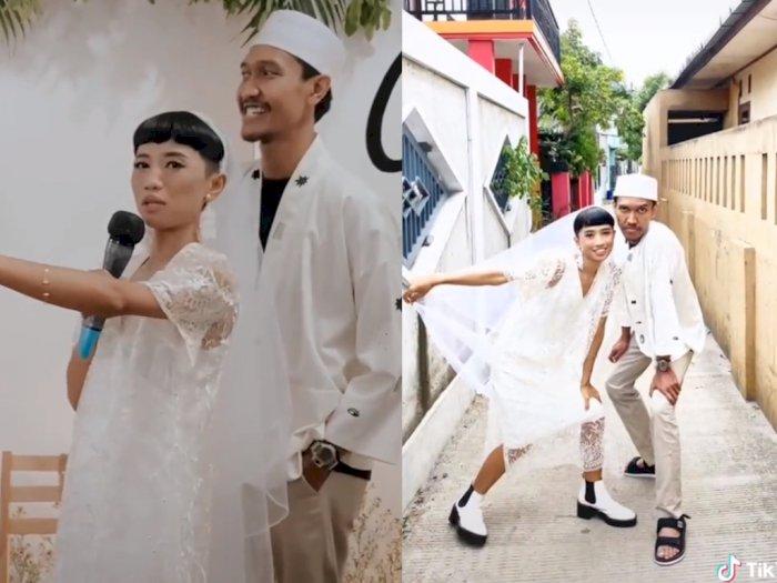 Viral Video Gaya Pernikahan dengan Gaya yang 'Santuy', Bikin Netizen Takjub