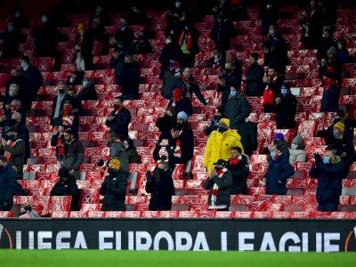 Arsenal 4-1 Rapid Wien: Arteta Gembira Sambut Suporter Kembali ke Stadion Emirates