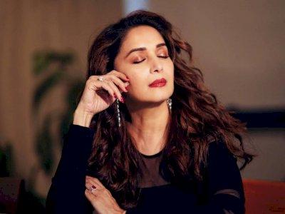Aktris Cantik Madhuri Dixit Bagikan Tips Perawatan Kulit Agar Awet Muda
