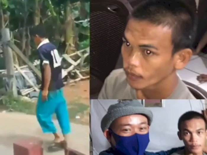 Anak Durhaka yang Pukul Ibu karena Gak Dikasih Uang Beli Lem Aibon, Telah Ditangkap Polisi