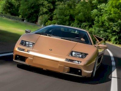 Tidak Terasa, Kini Mobil Lamborghini Diablo Sudah Berusia 30 Tahun!