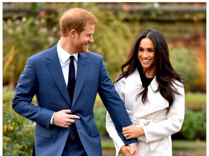 Pangeran Harry Dikira Karyawan saat Berbelanja Pohon Natal Bersama Meghan Markle
