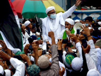Kasus Hajatan Habib Rizieq, Polda Metro Periksa 4 Saksi Hari Ini