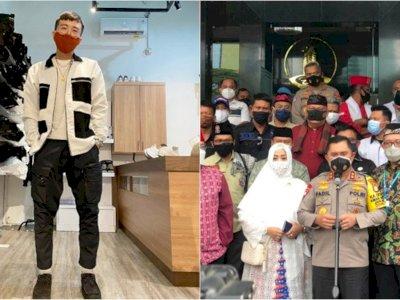 POPULER: Dokter Tirta Pusing Lihat Tes Swab Habib Rizieq, Ormas Betawi Geruduk Polda Metro