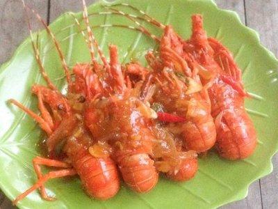 Resep Lobster Saus Mentega