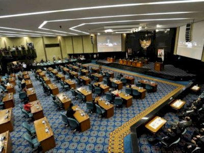 Ini Rincian Usulan Kenaikan Gaji Anggota DPRD DKI Jakarta