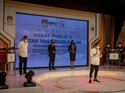 FOTO: Debat Terbuka Kedua Pilwakot Solo