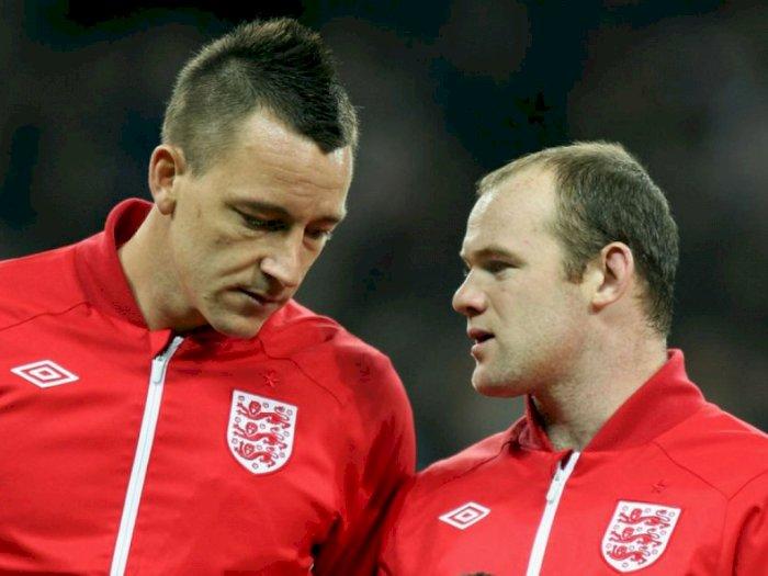 Rooney Bersikeras Mau Melatih Derby Country, John Terry Tetap Jadi Kandidat Terkuat