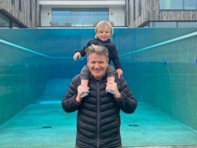 Sering Dikira Kakek dari Anaknya, Gordon Ramsay Kesal