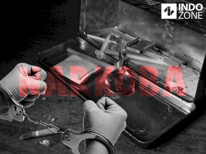 Artis Inisial IBS Ditangkap Polres Jaksel Terkait Kasus Narkoba