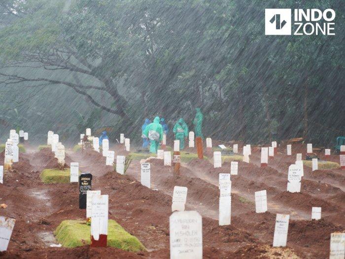 124 Pasien Covid-19 Meninggal Hari Ini, 33 dari Jawa Timur