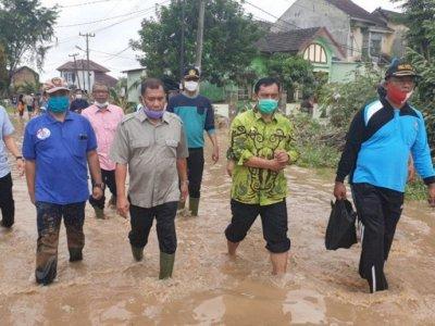 Tim SAR Terus Lakukan Pencarian Korban Banjir Tanjung Salamat, 5 Ditemukan Meninggal Dunia