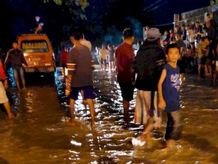 Banjir Terjang Kawasan Tanjung Selamat Medan, Sejumlah Rumah dan Kendaraan Ikut Tergenang