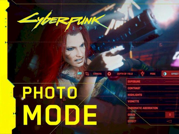 CD Projekt Red Pamerkan Fitur Photo Mode yang Terdapat di Cyberpunk 2077!