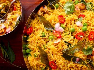 Nasi Basmati, Memiliki Bulir Panjang yang Kaya Rasa dan Manfaat