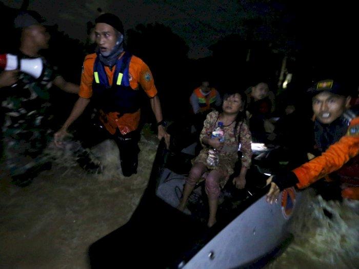 FOTO: Banjir di Medan