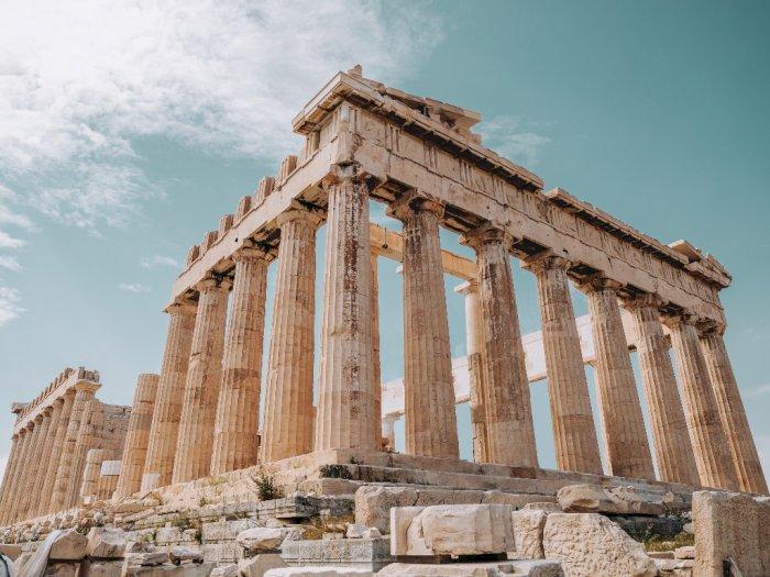 Acropolis, Situs Warisan Dunia UNESCO di Yunani Kini Dapat Diakses Pengunjung Disabilitas