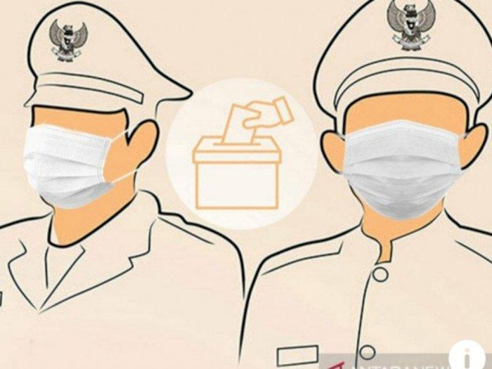 Ketua KPU Kapuas Hulu Siapkan Petugas Khusus Layani Pasien Covid-19 Pilkada 2020