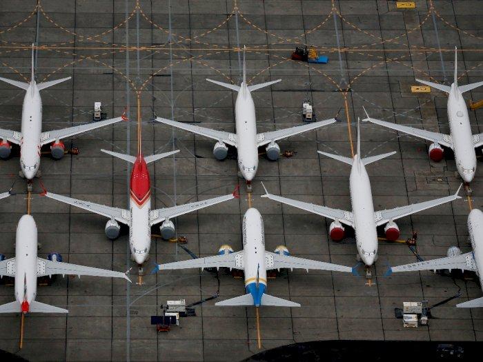 Maskapai Irlandia Ini Beli 75 Pesawat Boeing 737 Max 8200 untuk Gabung dengan Armadanya