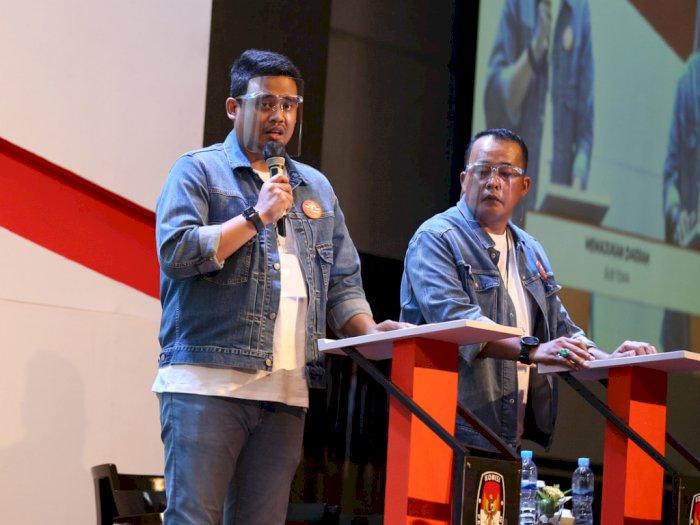 Cegah Paham Radikalisme, Bobby Nasution Akan Sediakan Wifi Gratis di Setiap RTH di Medan