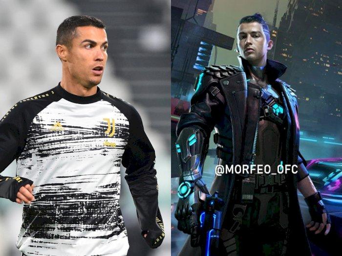 Cristiano Ronaldo Diprediksi Bakal Hadir Sebagai Karakter di Free Fire