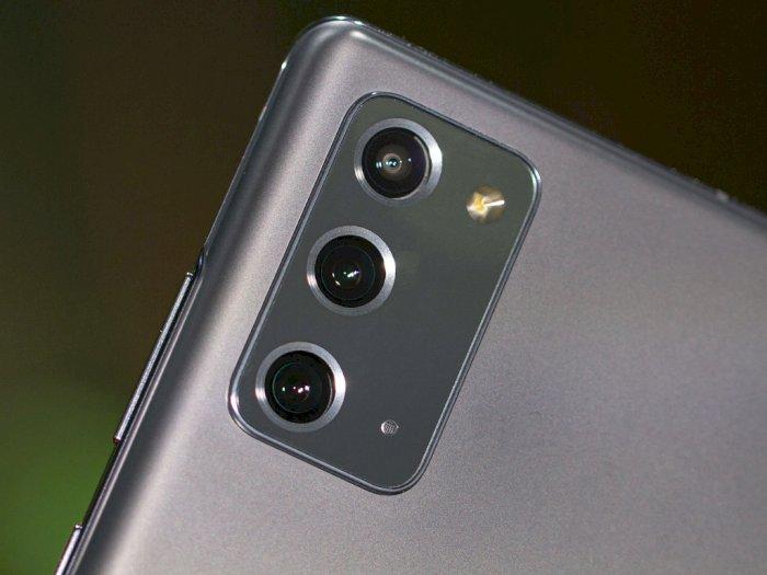 Samsung Dilaporkan Sedang Kembangkan Sensor Kamera Beresolusi 600MP!