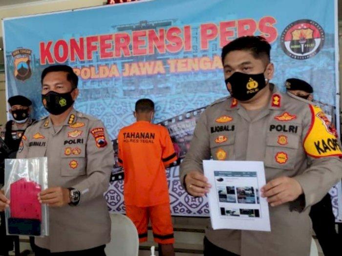 Dua Pelaku Pengunggah dan Pengumandang Azan Berisi Ajakan Jihad Akhirnya Ditangkap