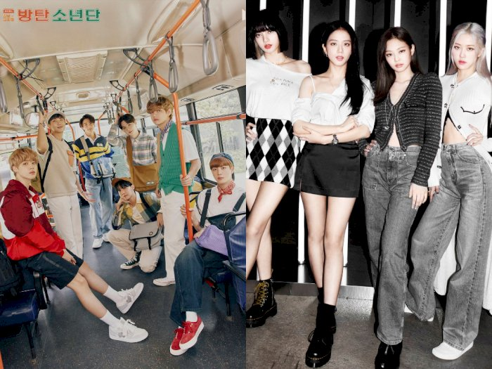 Spotify 2020: Lagu BTS hingga BLACKPINK Paling Banyak Didengarkan di Indonesia
