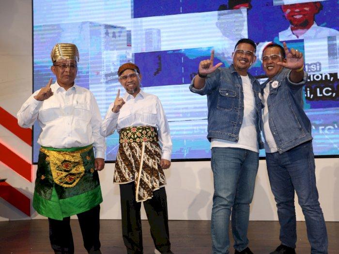 Survei Terbaru, Paslon Bobby-Aulia Mengungguli Akhyar-Salman, 54% Versus 31,7%