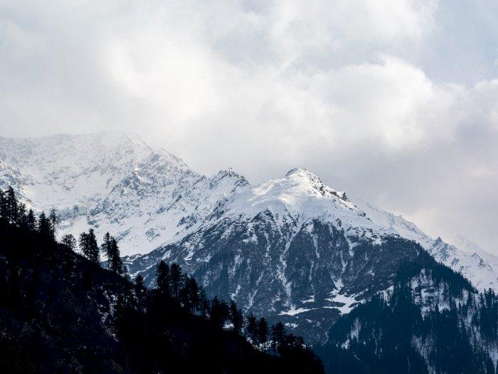 Bersiaplah, Negara Bagian India Ini Diperkirakan Bakal Turun Salju Dalam Waktu Dekat