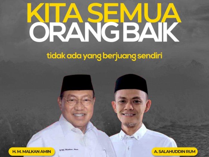 Sosok Malkan Amin Calon Bupati Barru yang Meninggal di Hari Pencoblosan, Aktif Berpolitik