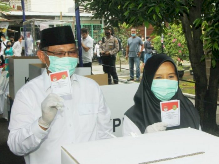 Bobby Nasution hanya Peroleh 20 Suara di TPS Akhyar Nasution, AMAN dapat 238 Suara