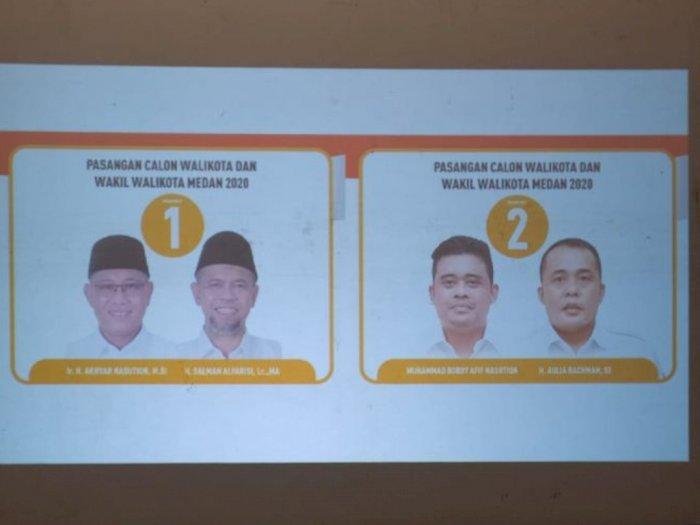 Suara Bobby Nasution Kalah di TPS Aulia Rachman, Suara AMAN Menang