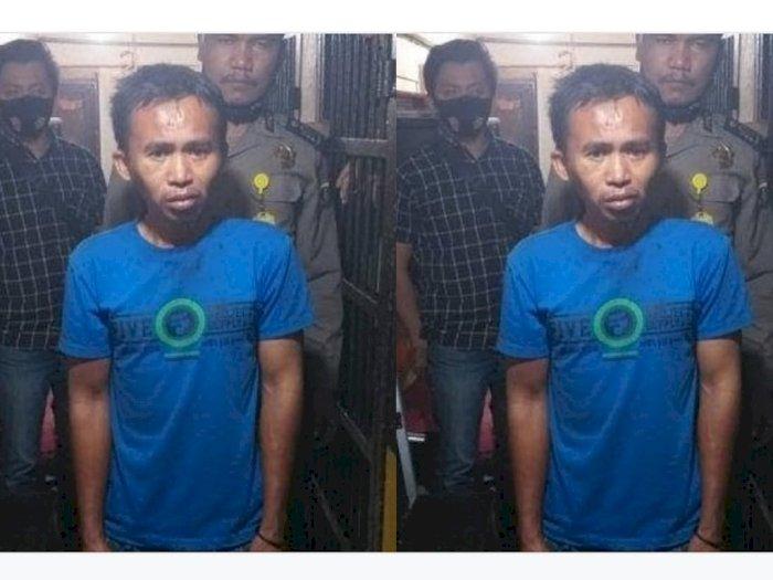 Sosok Syahrul Harahap, Pria yang Hantam Kepala Ibu Kandung hingga Tewas, Cuma Tamat SD