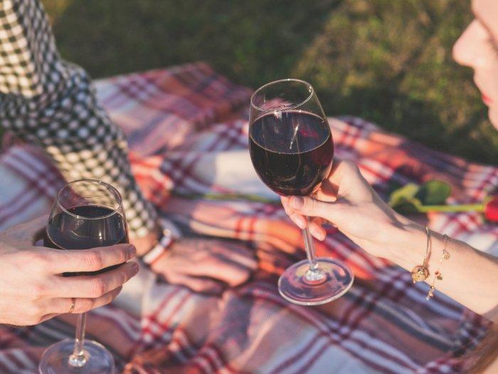 Sedikit Anggur Merah dengan Rempah Ini Dapat Meningkatkan Umur Panjang