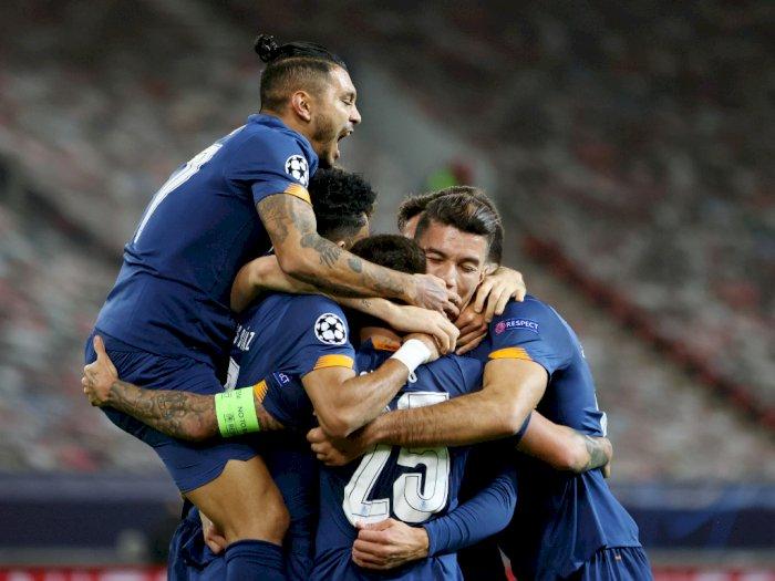 FOTO: Liga Champions, Olympiakos Dihajar 0-2 Oleh Porto