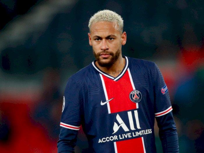 Neymar: Tidak Terlintas di Benak Saya untuk Tinggalkan PSG