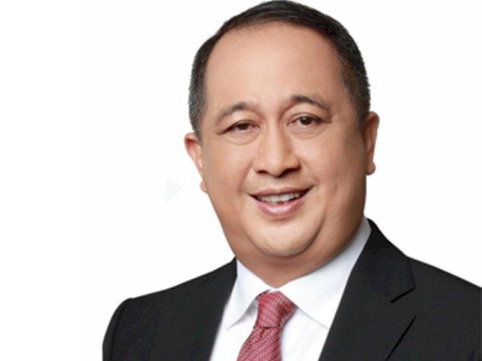 Dirut BNI Royke Tumilaar Diganjar Bankers of The Year 2020 Ajang E-Awarding Infobank