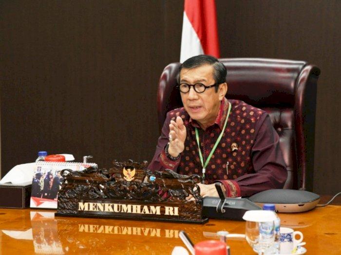 Yasonna Sebut Pemerintah Akan Fokus Selesaikan Isu Hak Asasi Kelompok Rentan