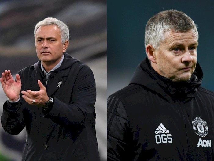 Mourinho Sebut Manchester United Kini Jadi Favorit Juara Liga Europa
