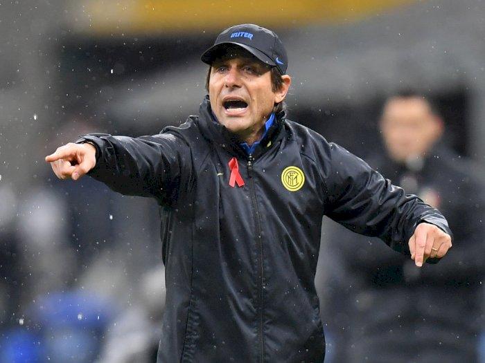 Inter 0-0 Shakhtar, Terdepak dari Liga Champions, Conte Ngamuk: Wasit dan VAR Rugikan Kami