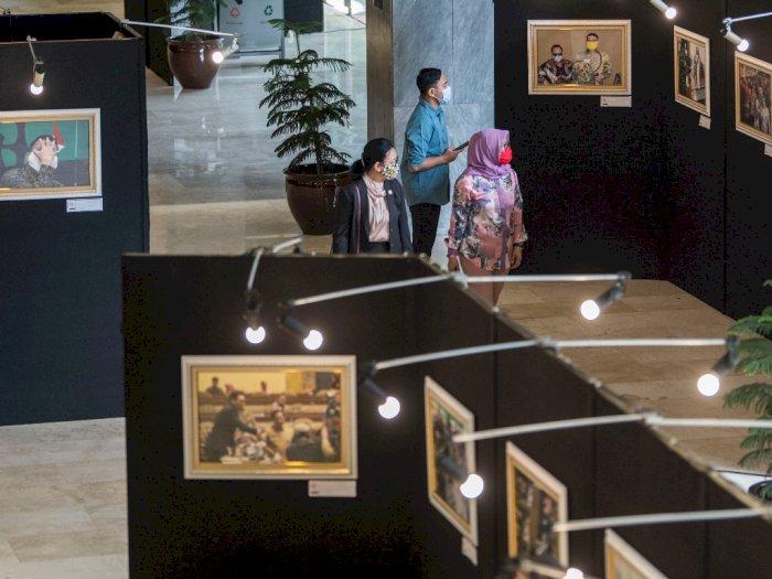 FOTO: Pameran Foto Warna-Warni Parlemen 2020