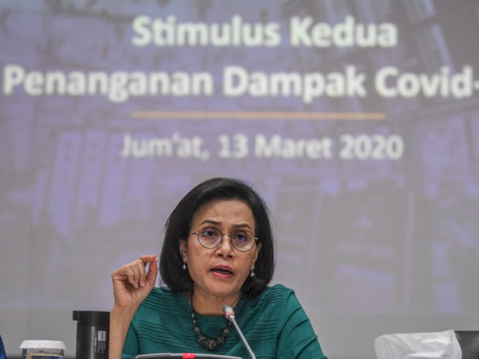 Menkeu Sri Mulyani: Realisasi Anggaran PEN Mencapai 63,3%