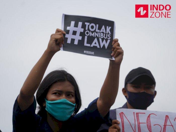 Kasus Rusuh Demo Omnibus Law, Polri Rampungkan Sebagian Berkas Perkara